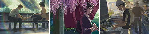 2013 · Makoto Shinkai/Comix Wave Films. All Rights Reserved.