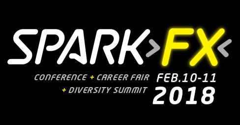 Spark CG Society: SPARK FX 2018: CONFERENCE